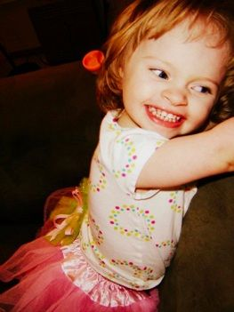 Optic Nerve Hypoplasia (ONH): A Mother's Perspective. LeAndra Lee writes about her daughter, Abigail, who is diagnosed with Optic Nerve Hypopalsia and Septo Optic Dysplasia. LeAndra explains what ONH is and how it affects Abigail.