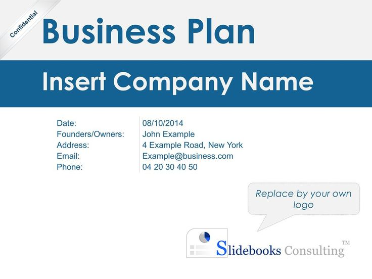 Business Plan Template Competitor analysis, Template and Business