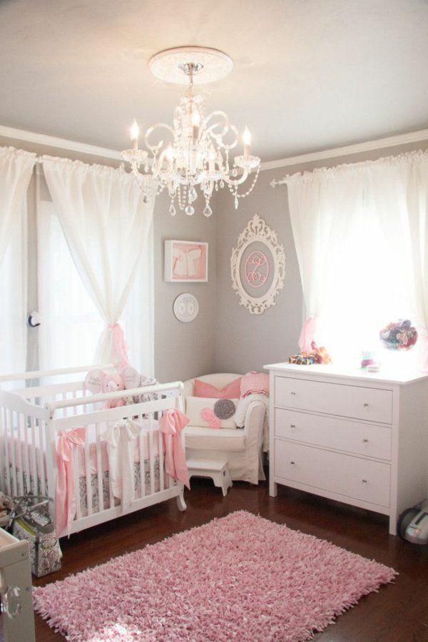 Chambre De Bebe Fille Pour Celles Qui Revent D Etre Princesses