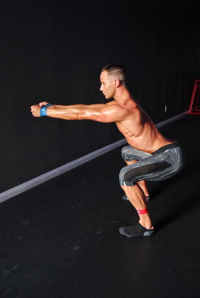 Improve Your Strength & Your Posture with Resistance Bands: 6 Exercises with Resistance Bands At-Home