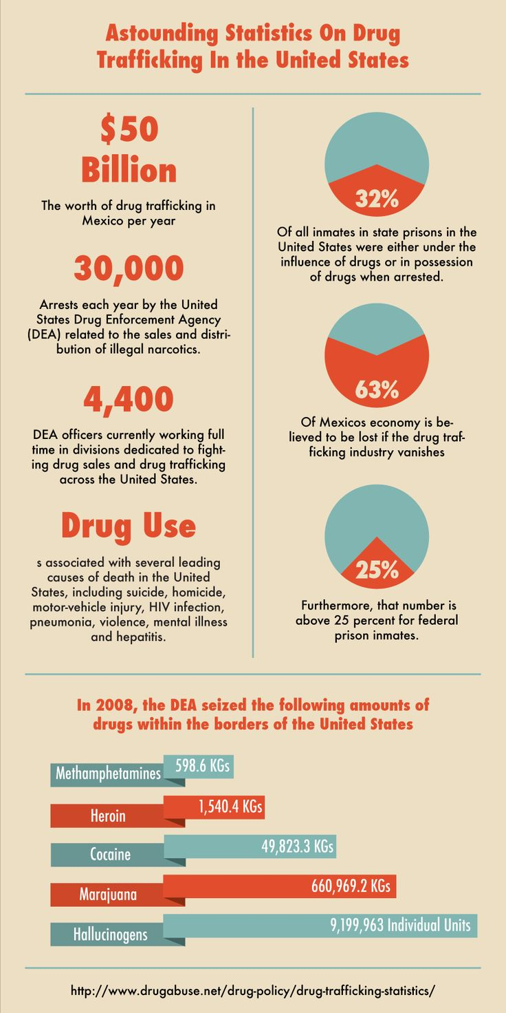 The issue of drug smuggling in the united states