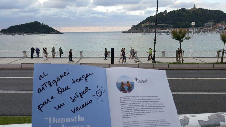 El Restaurante Aitzgorri de San Sebastián-Donostia aparece en la guía de Sisters and the city, en la sección de Planes con lluvia. #restaurante #donostia #aitzgorri #gros #sisterscity #sansebastian