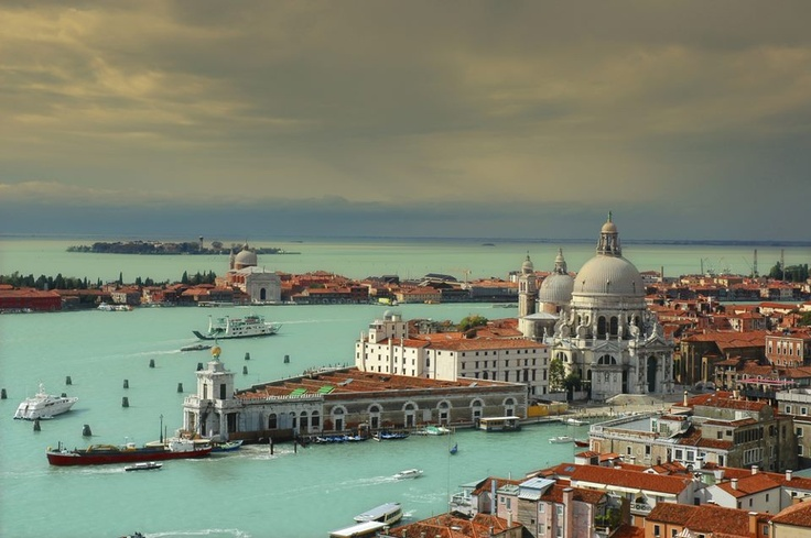 Venice in a cloudy day!