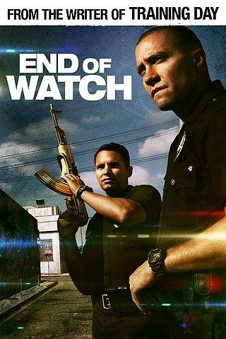 End of Watch- amazing movie.       I loved this flick! <3