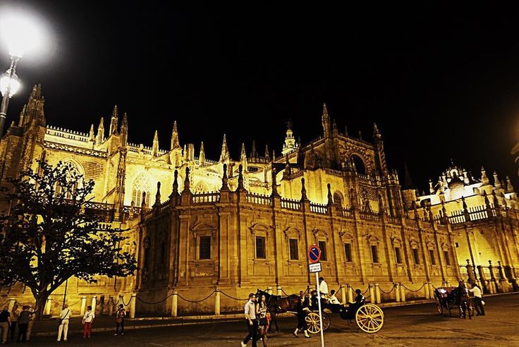 #sevilla #SevillaCathedral #세비야 #세비야대성당 #spain #스페인 by kkjjuunn