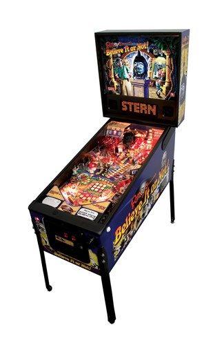 Ripley's Believe It or Not! Pinball machine by Stern