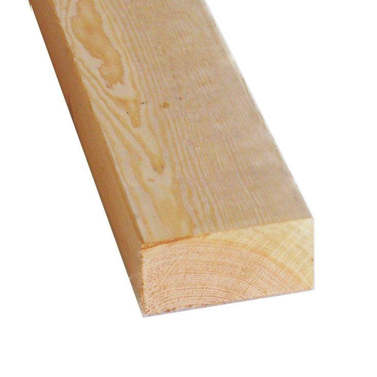 null 4 in. x 8 in. x 20 ft. Prime #1 Douglas Fir Lumber