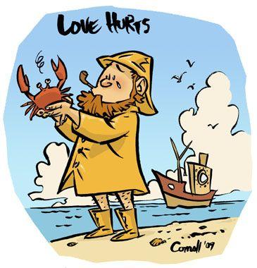 Love Hurts.
