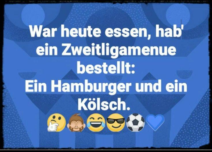 Fussball lustig witzig Sprüche Bild Bilder 2te Liga Menü