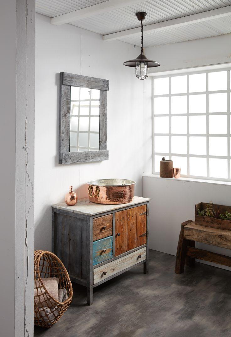 Αλλάξτε το χώρο του μπάνιου σας με τη νέα συλλογή χειροποίητων επιπλων μπάνιου της Furnibath!