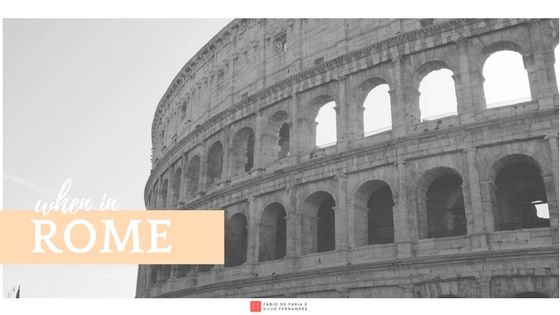 When in ROME: City Guide