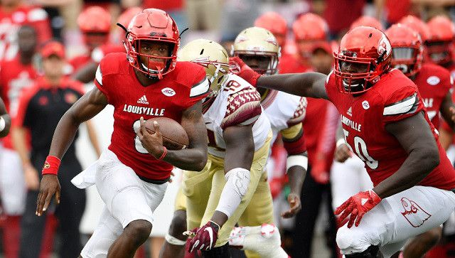 Michael Vick Says Louisville QB Lamar Jackson Is Five Times Better Than He Was In College - http://viralfeels.com/michael-vick-says-louisville-qb-lamar-jackson-is-five-times-better-than-he-was-in-college/