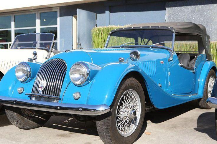 Morgan Motor Company Since 1910