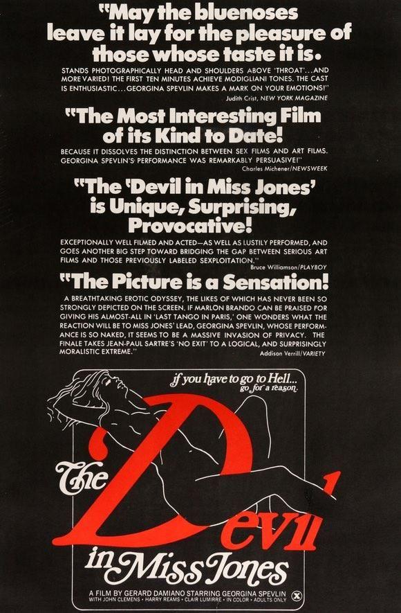The new devil in miss jones movie