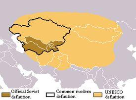 Geschiedenis van Centraal-Azië - Wikipedia