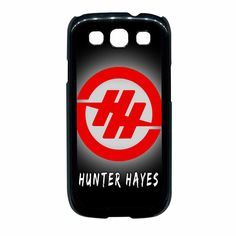 Hunter Hayes LOGO Samsung Galaxy S3 Case