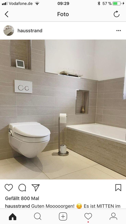 Baie Baie Fliesenspiegel Badezimmer Renovieren Badezimmerideen Stil Badezimmer