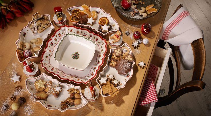 Toy´s Delight #Villeoryboch #Villeroyboches #tableware #christmas #navidad #mesa #estilo #diseño #elegancia #inspiración