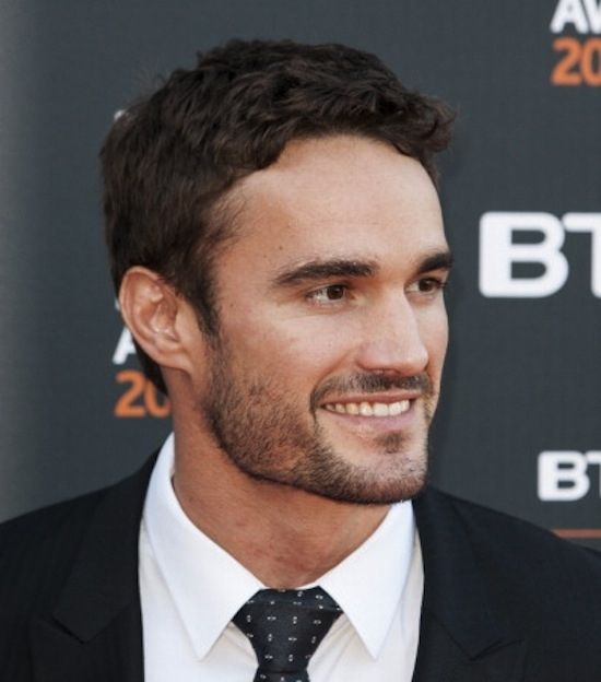 Thom Evans (a retired rugby star)