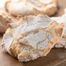 Almond Cloud Cookies: King Arthur Flour