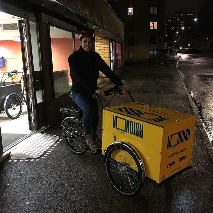 Nordic meal nordic climate world bike. Picture by @elcykelbutiken Food by @nordish.dk