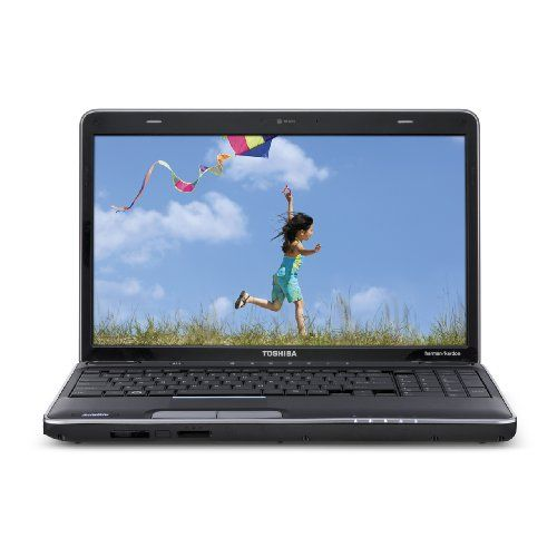 Toshiba Satellite A505-S6973 16.0-Inch Laptop - Black/Grey $349.00