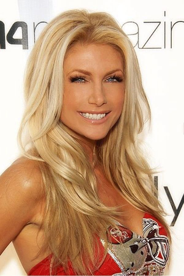 Elegance Long Natural Straight Lace Front Synthetic Hair Wig 20 Inches