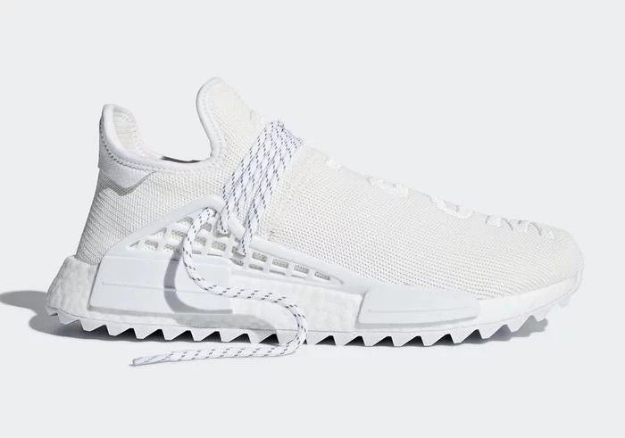 sneakers for cheap e0455 74187 Pharrell x Adidas NMD Hu Trail