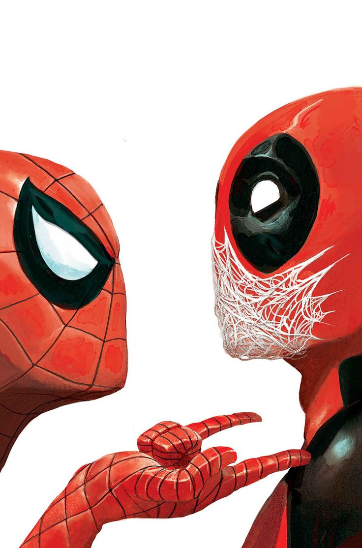 Mike Del Mundo - Spider-Man vs Deadpool
