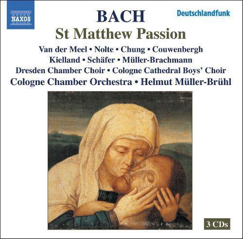 Bach: St Matthew Passion [CD]