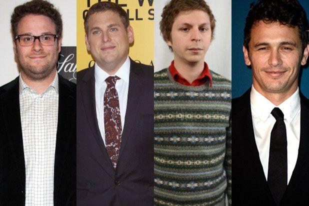 Seth Rogen, James Franco, Jonah Hill, Kristen Wiig Lead 'Sausage ...