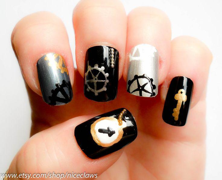 79 best 3D Nails, Kawaii Nails, Japanese Nail Art, Fake Nails images ...