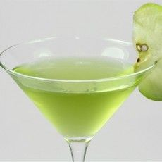 Яблочный мартини со специями