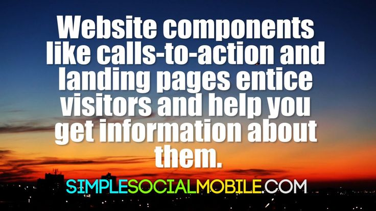 Call to Action. Landing Pages. There's best practices associated with these. Do you know what they are?