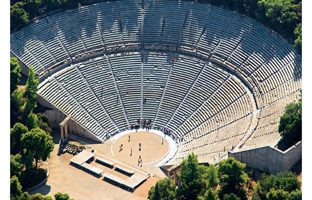 Epidaurus Ancient Theatre, Greece