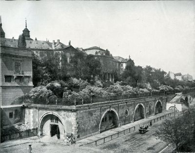 Arkady Kubickiego I   Architekt na obcasach