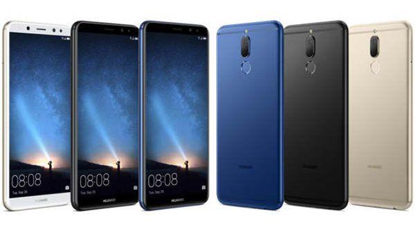 Huawei vor lansa in luna Octombrie noua generatie de telefoane Mate 10, iar cel mai accesibil dintre...