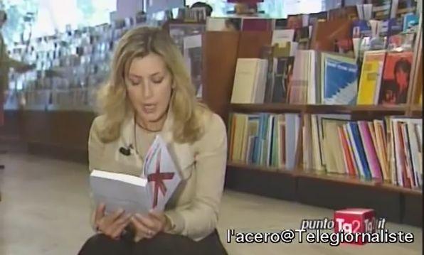 Maria Grazia Capulli - Tg2 Achab Libri - 21 Ottobre 2010