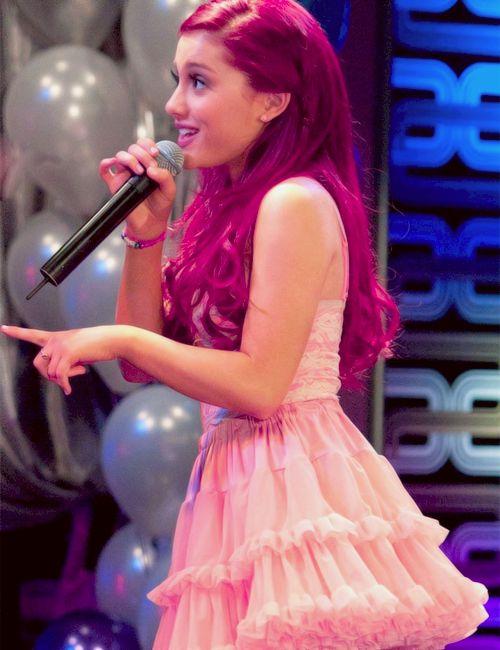 Ariana Grande THE SKIRT
