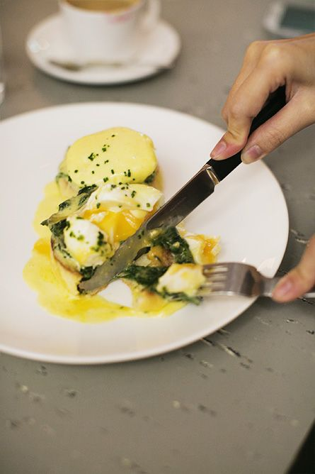Hoi Polloi: Hot set breakfast