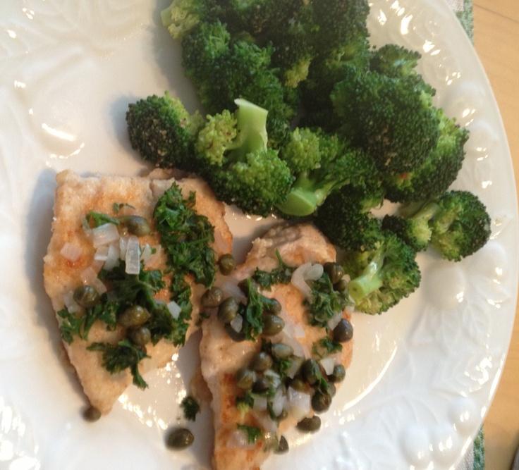 More Dinner Ideas, Like Lemon Caper Chicken!  | Christine Luken