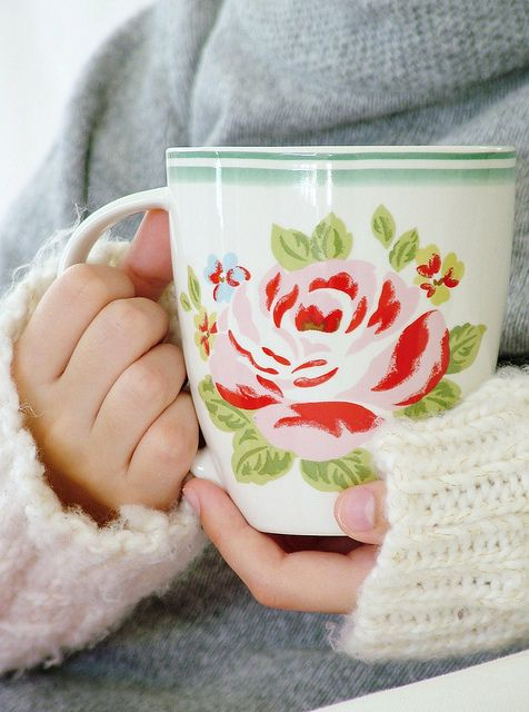 Cath Kidston mug, I have this mug, well in fact there are around 20 Cath mugs in our house of 2 people! Yes, I have a serious compulsion!