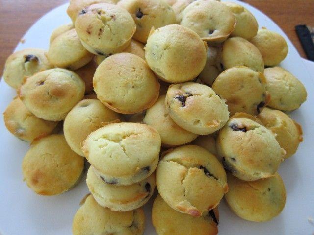 Muffins con gocce di cioccolato - La ricetta di Buonissimo