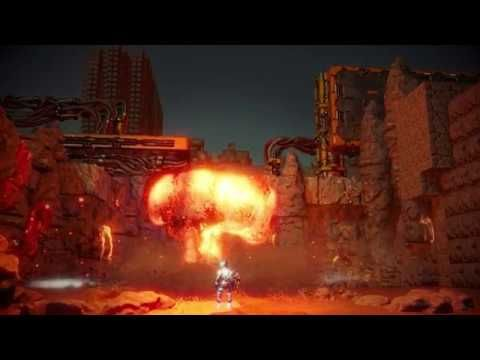 Nex Machina - Official PC Announcement Trailer (4K)