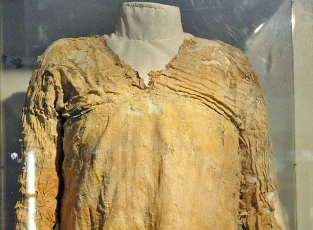 Πέντε χιλιάδων ετών το αρχαιότερο φόρεμα στον κόσμο