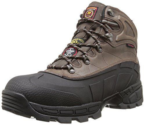 Zapato de dedo bajo en acero KEEN Utility para hombre Detroit, Peacoat, 15 D US