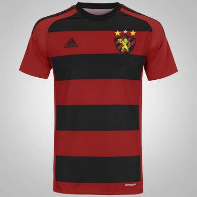 Camisa do Sport Recife I 2016 adidas - Masculina