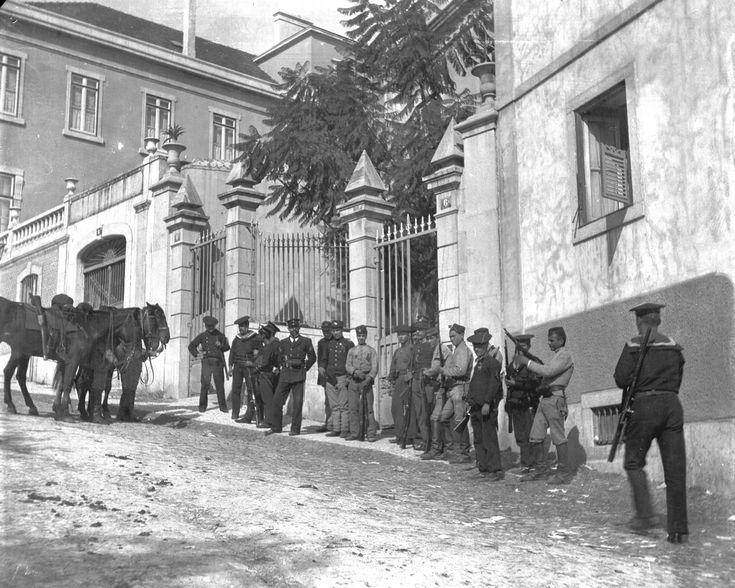 Rua do Quelhas 1910