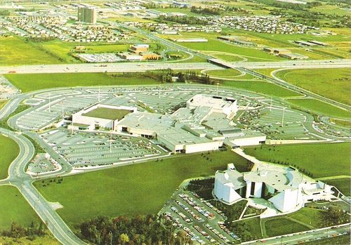 Scarborough city hall and scarborough town centre 1970s | Flickr - Photo Sharing!
