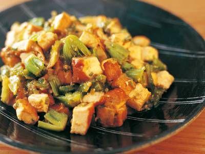 [青菜の根元ばっかり炒(いた)め] 料理レシピ みんなのきょうの料理